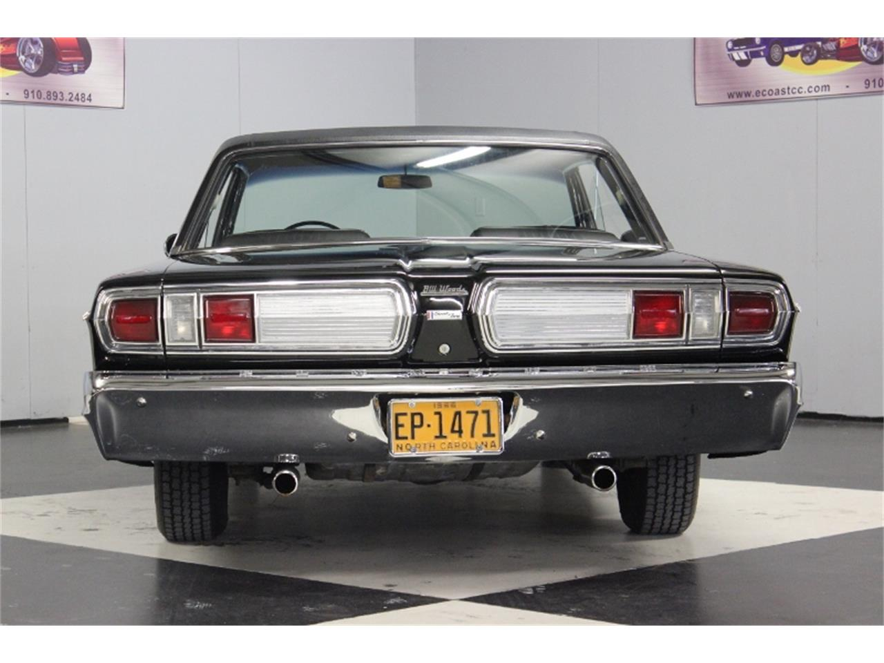 Large Picture of '66 Sport Fury - M5G8