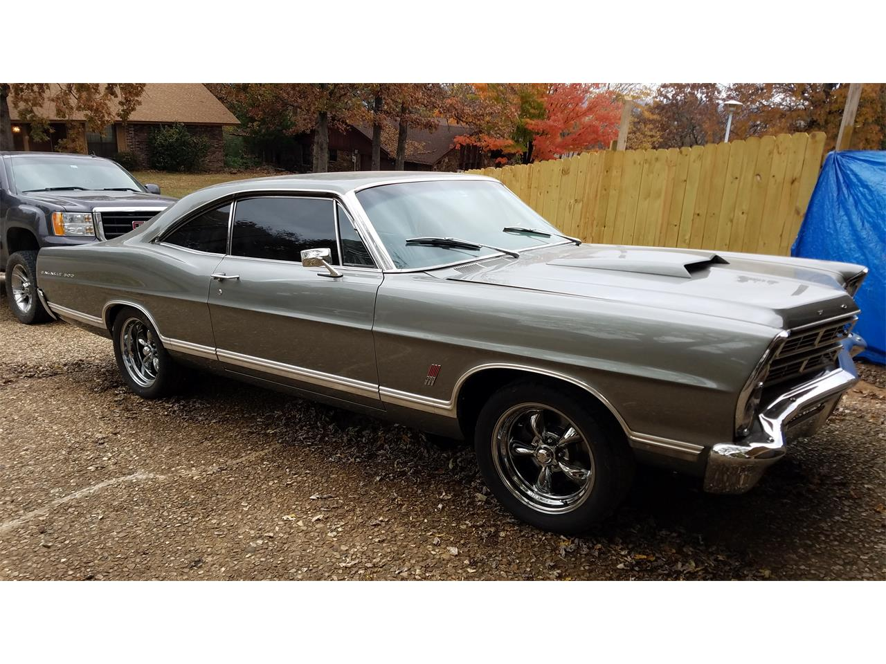 1967 Ford Galaxie 500 For Sale