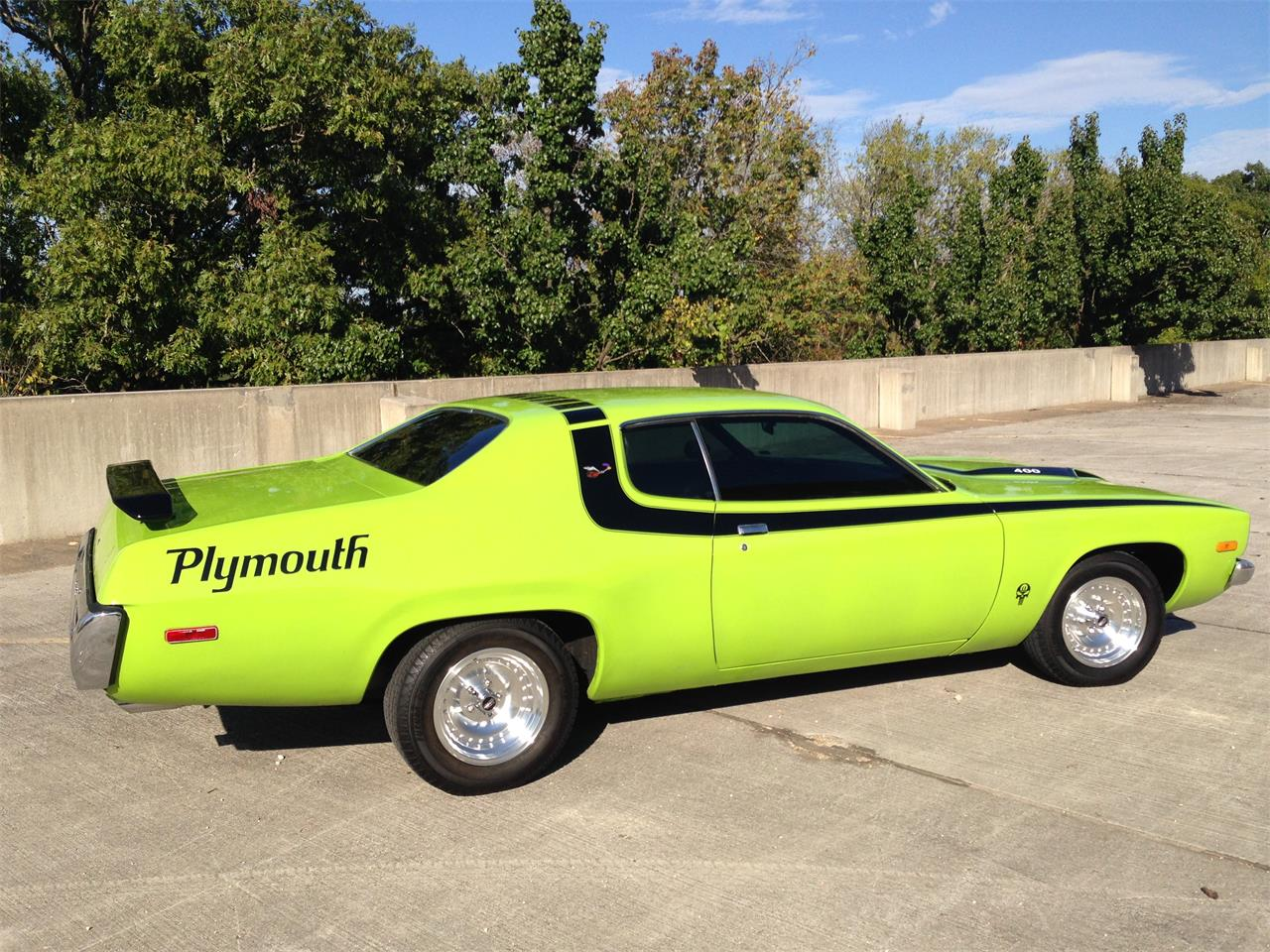 For Sale: 1973 Plymouth Road Runner in Branson, Missouri