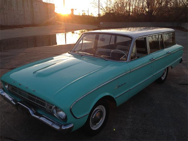 Picture of 1961 Ford Falcon located in Missouri Offered by  - M5GP