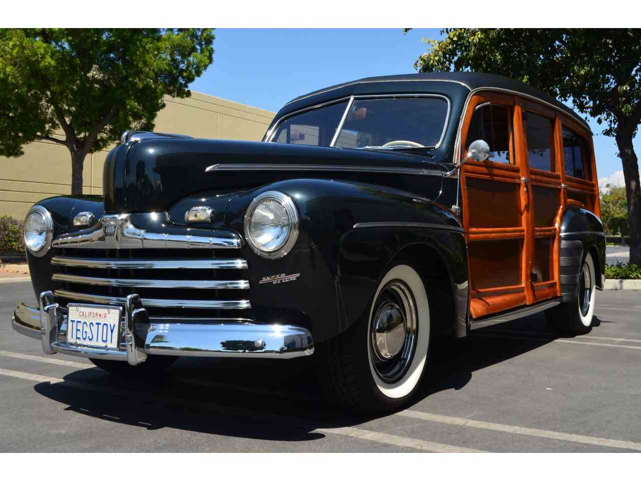 Large Picture of Classic '46 Station Wagon Woody located in California - $69,500.00 Offered by Spoke Motors - M5H5