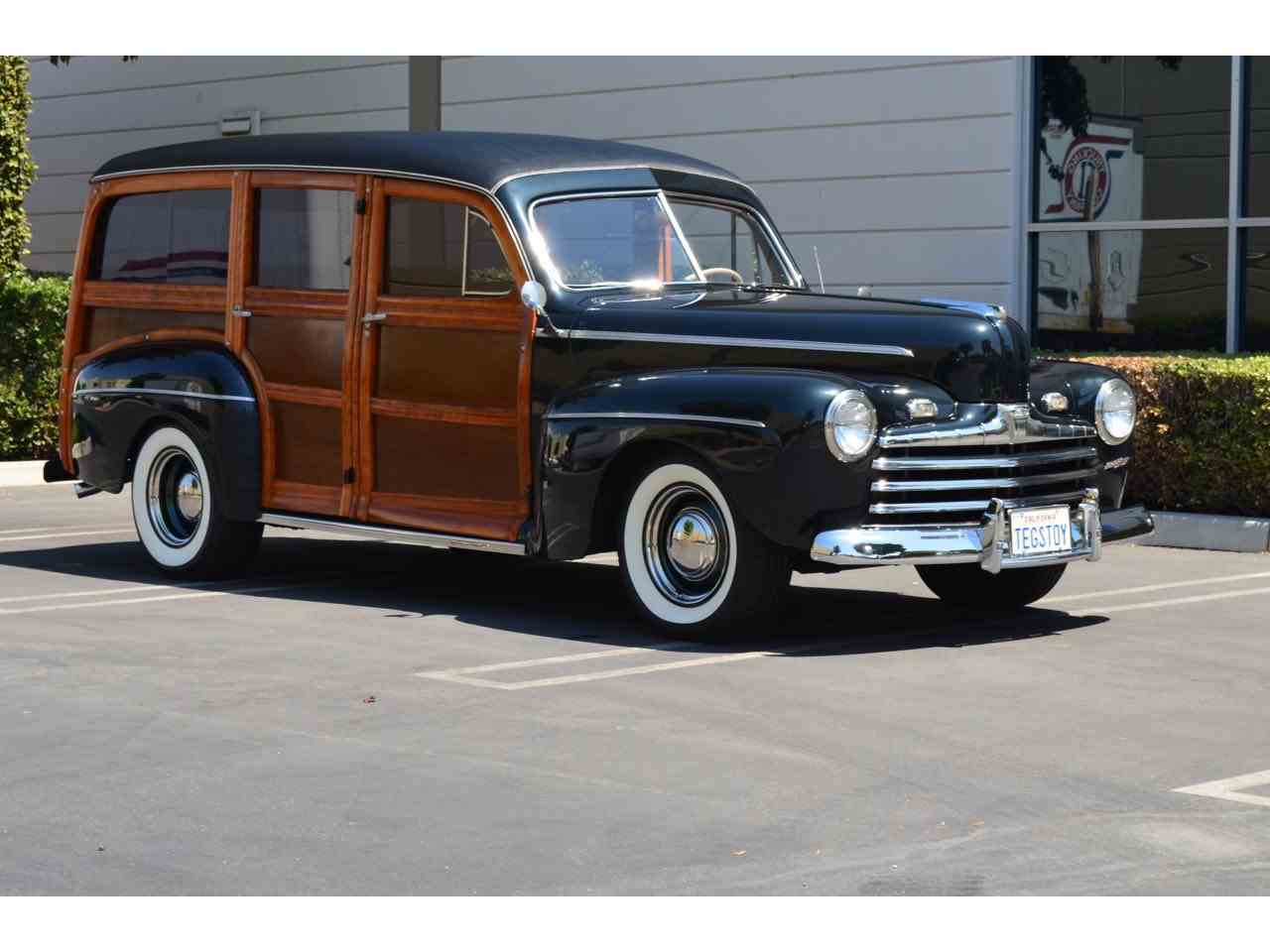Large Picture of '46 Ford Station Wagon Woody located in Oxnard California - $69,500.00 Offered by Spoke Motors - M5H5