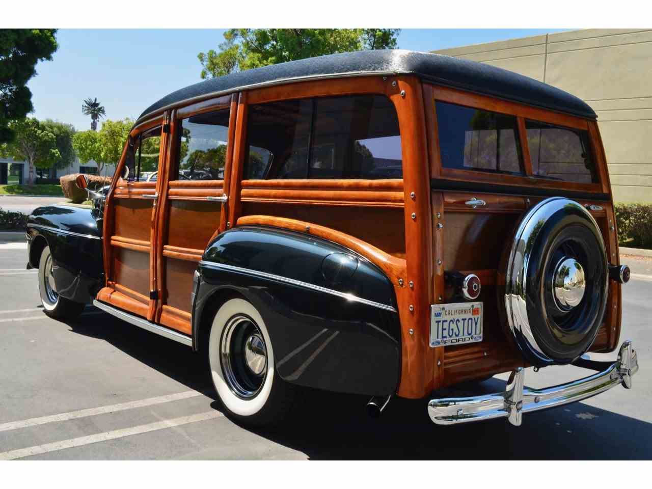 Large Picture of '46 Station Wagon Woody located in Oxnard California Offered by Spoke Motors - M5H5