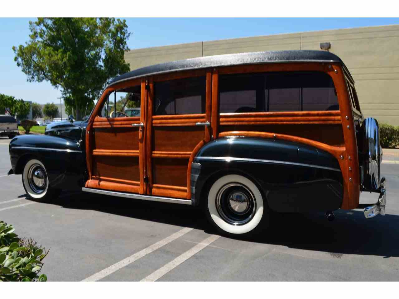 Large Picture of Classic '46 Station Wagon Woody - $69,500.00 - M5H5