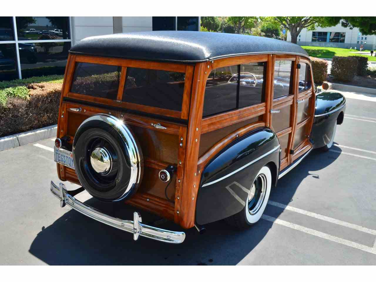 Large Picture of Classic 1946 Station Wagon Woody located in Oxnard California Offered by Spoke Motors - M5H5