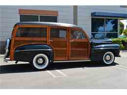 Picture of Classic 1946 Station Wagon Woody located in California - M5H5