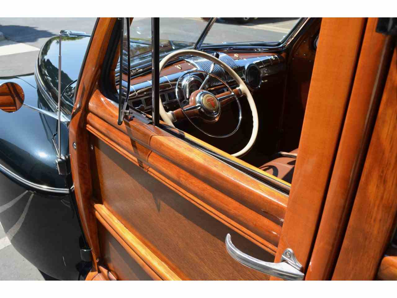 Large Picture of Classic '46 Ford Station Wagon Woody located in Oxnard California Offered by Spoke Motors - M5H5