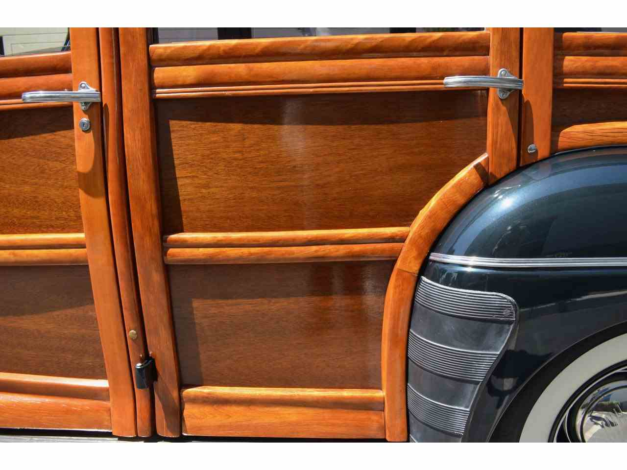 Large Picture of Classic 1946 Station Wagon Woody Offered by Spoke Motors - M5H5