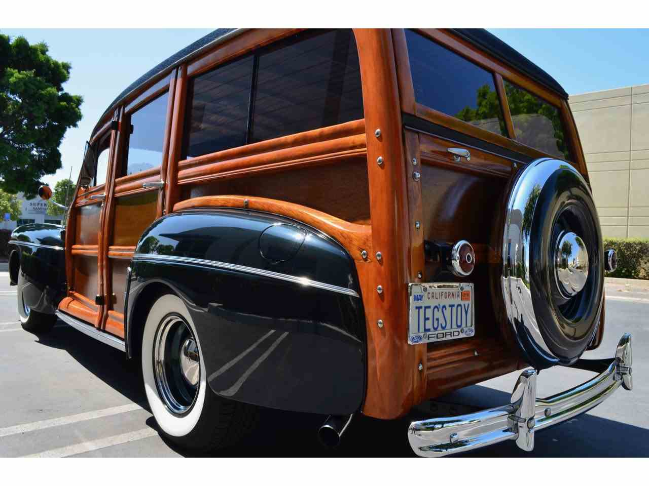 Large Picture of Classic '46 Ford Station Wagon Woody located in California - M5H5