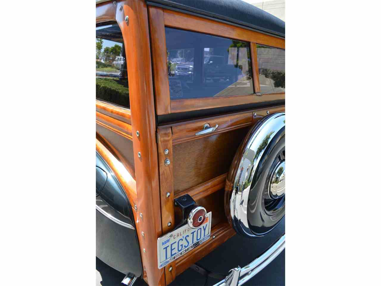 Large Picture of '46 Ford Station Wagon Woody located in California - M5H5