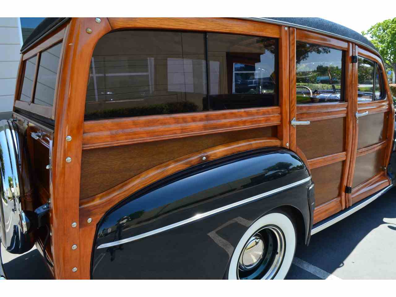 Large Picture of Classic '46 Ford Station Wagon Woody - M5H5