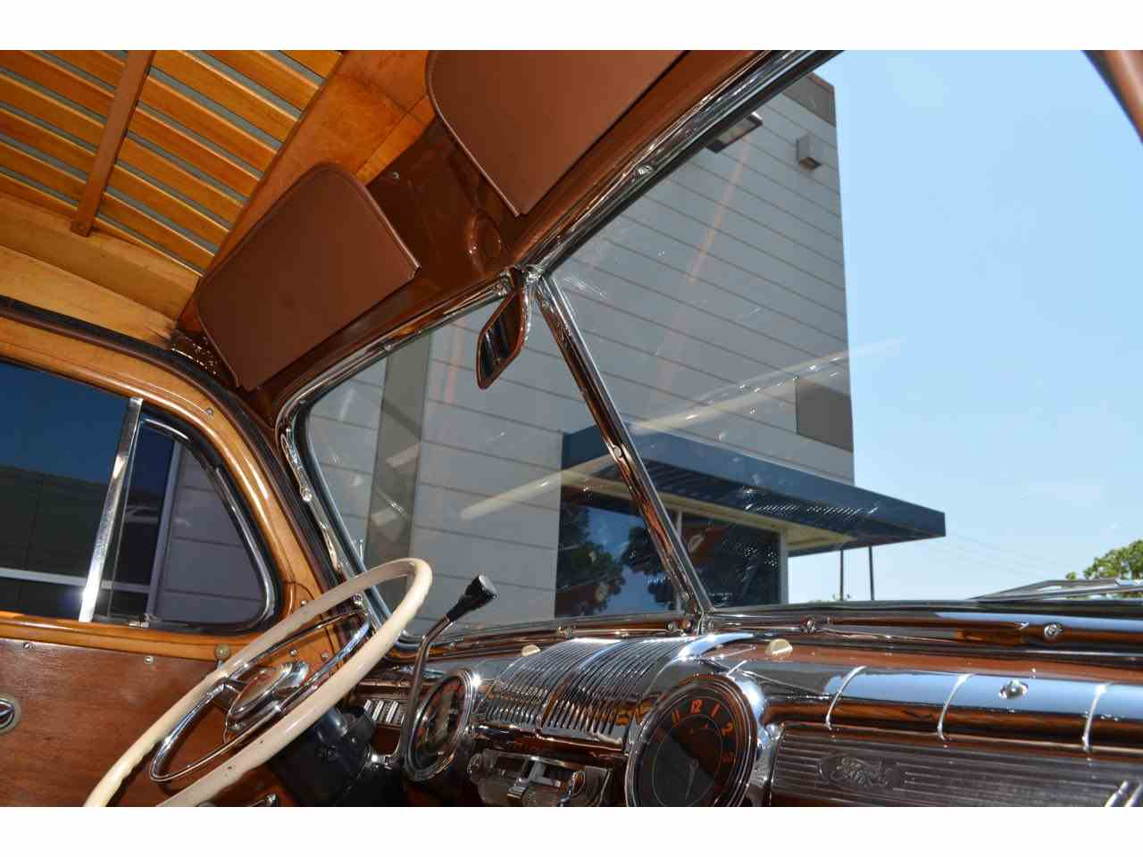 Large Picture of Classic '46 Ford Station Wagon Woody located in California Offered by Spoke Motors - M5H5