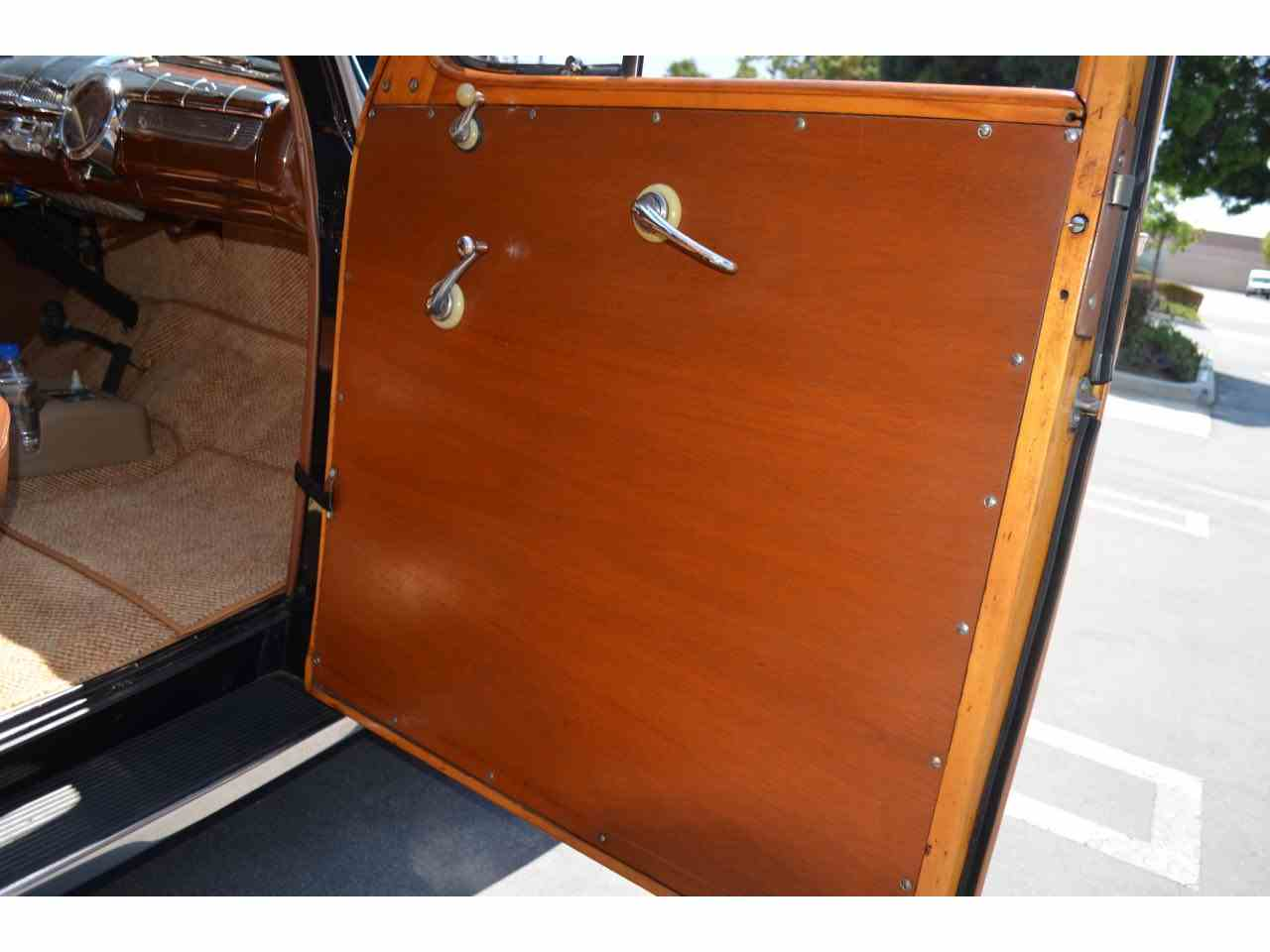 Large Picture of '46 Station Wagon Woody located in Oxnard California - $69,500.00 Offered by Spoke Motors - M5H5