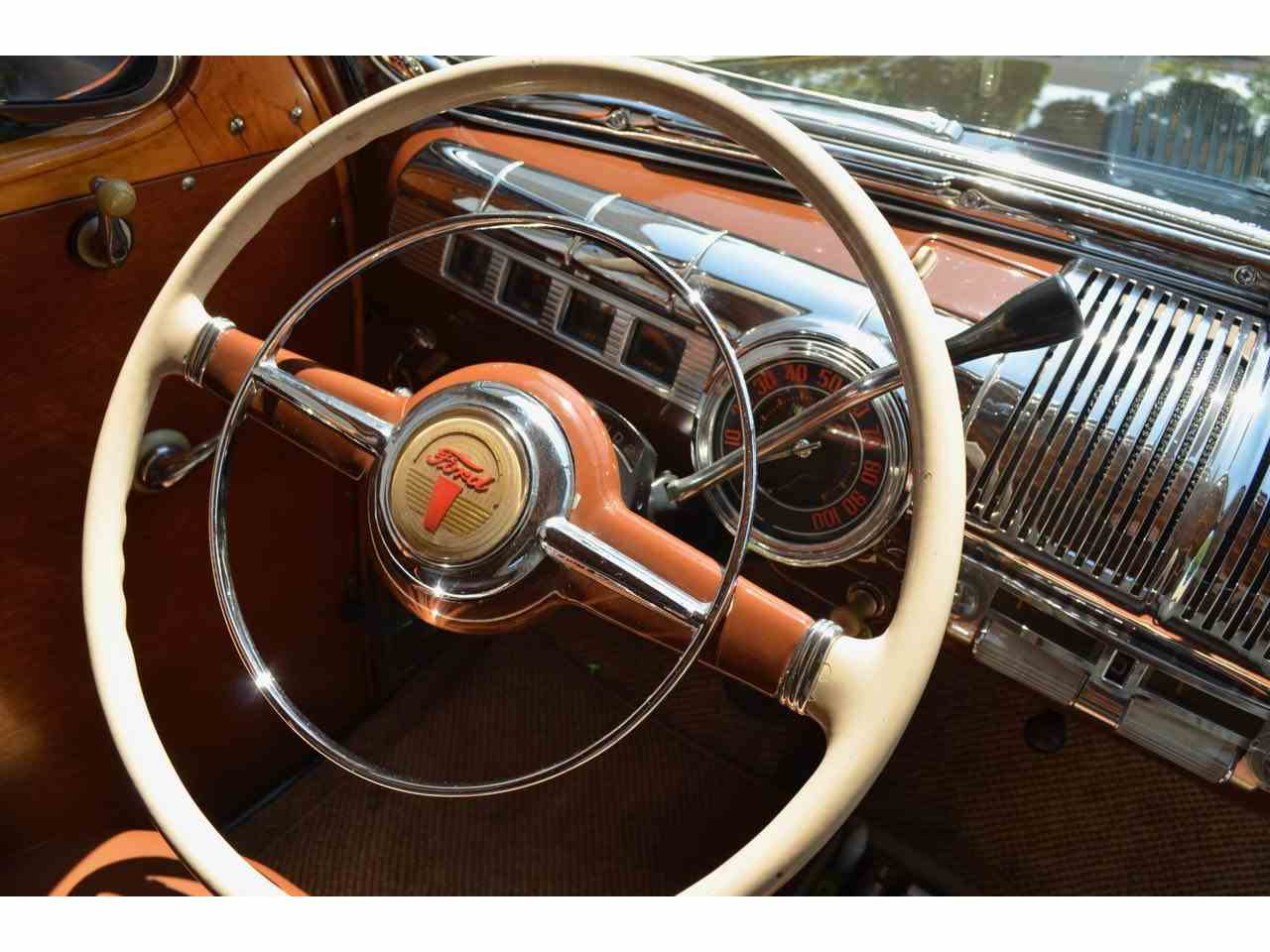 Large Picture of 1946 Ford Station Wagon Woody located in California Offered by Spoke Motors - M5H5