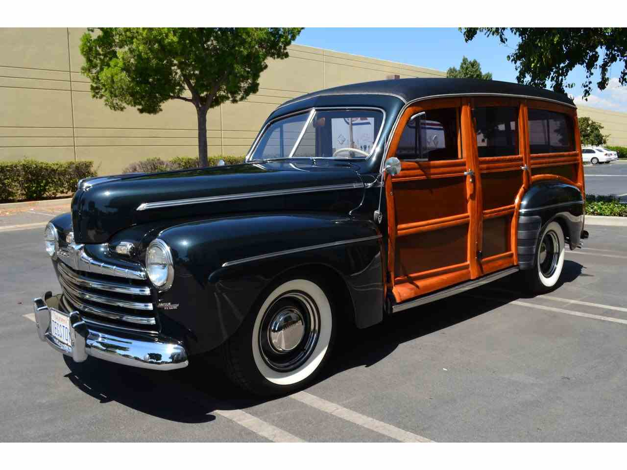 Large Picture of Classic 1946 Station Wagon Woody located in California - $69,500.00 Offered by Spoke Motors - M5H5