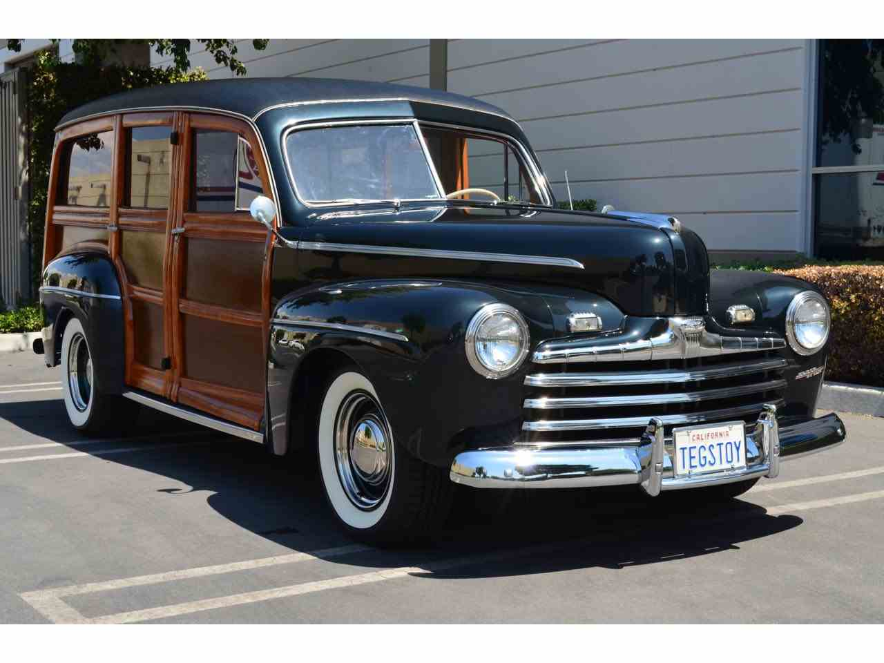 Large Picture of '46 Ford Station Wagon Woody - $69,500.00 - M5H5