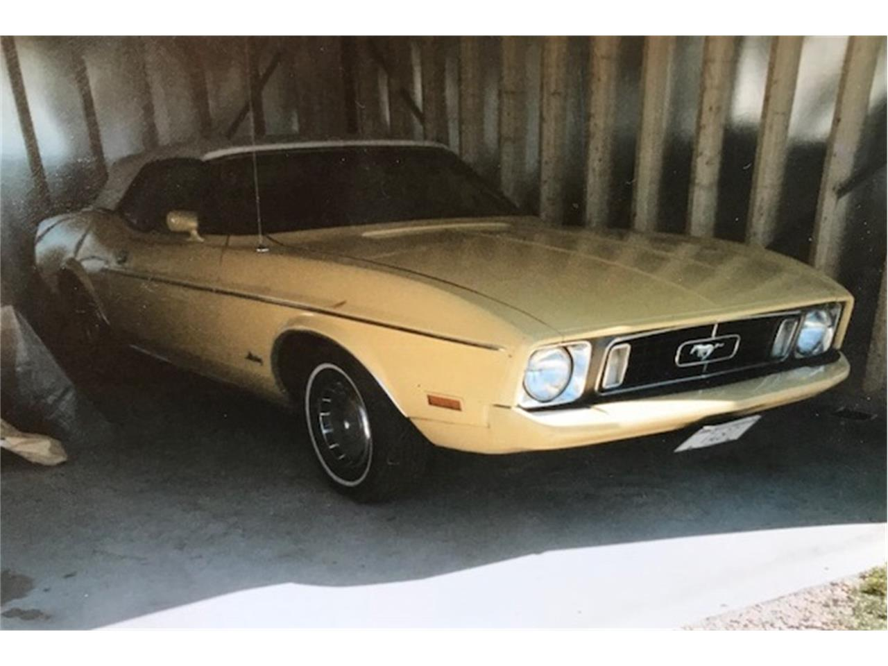 1973 Ford Mustang For Sale Cc 1030353 Fuel Filter Large Picture Of 73 M30x