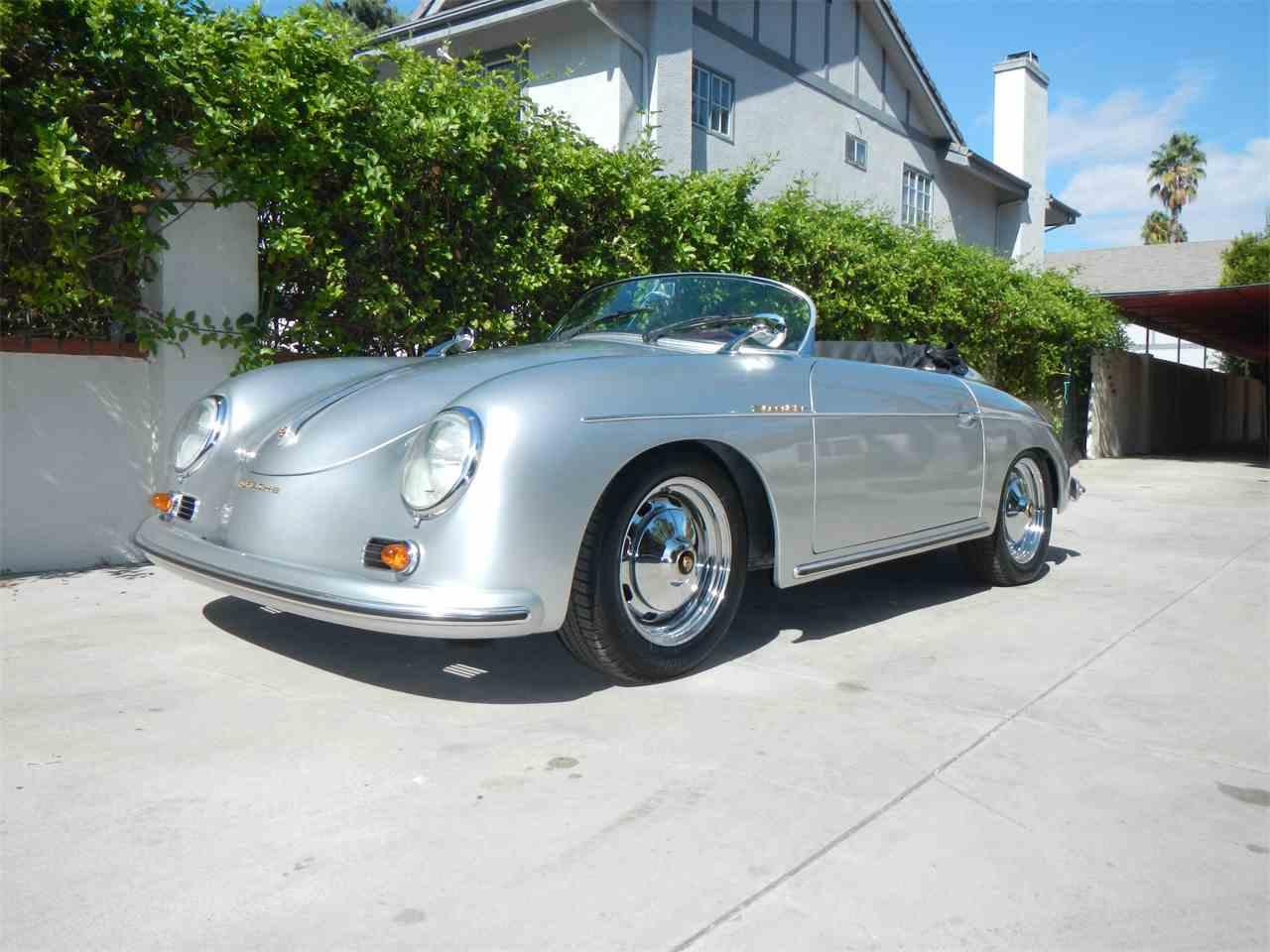 1956 Porsche Speedster for Sale | ClicCars.com | CC-1033536
