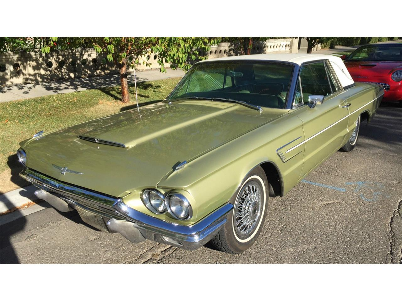 Large Picture of '65 Ford Thunderbird - M5HF