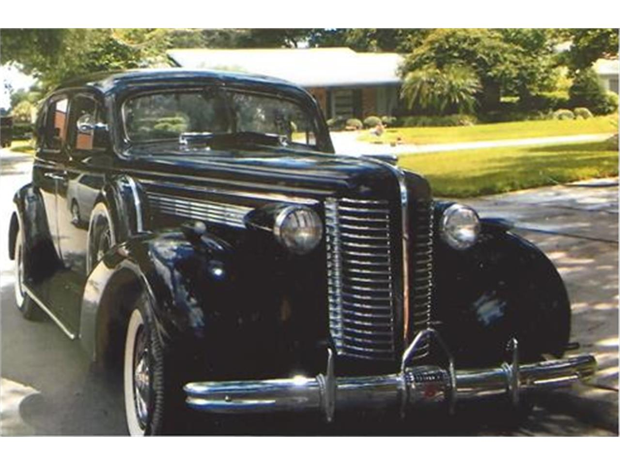 Large Picture of 1938 Buick Century located in Maitland Florida - $25,000.00 Offered by a Private Seller - M5HI