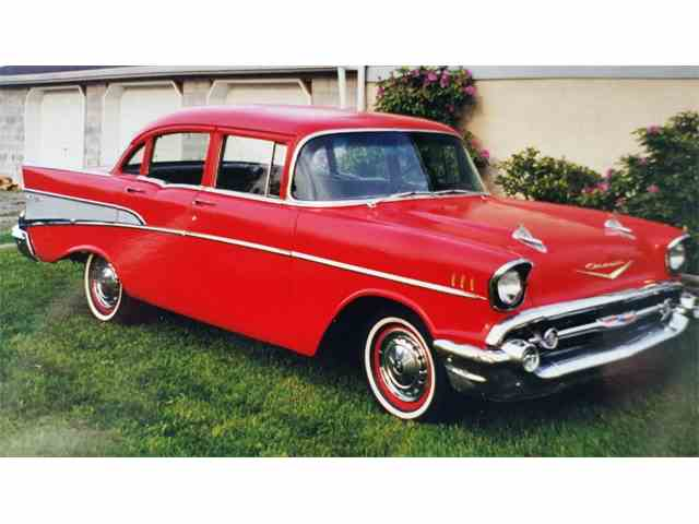 Picture of '57 Bel Air - M5HS