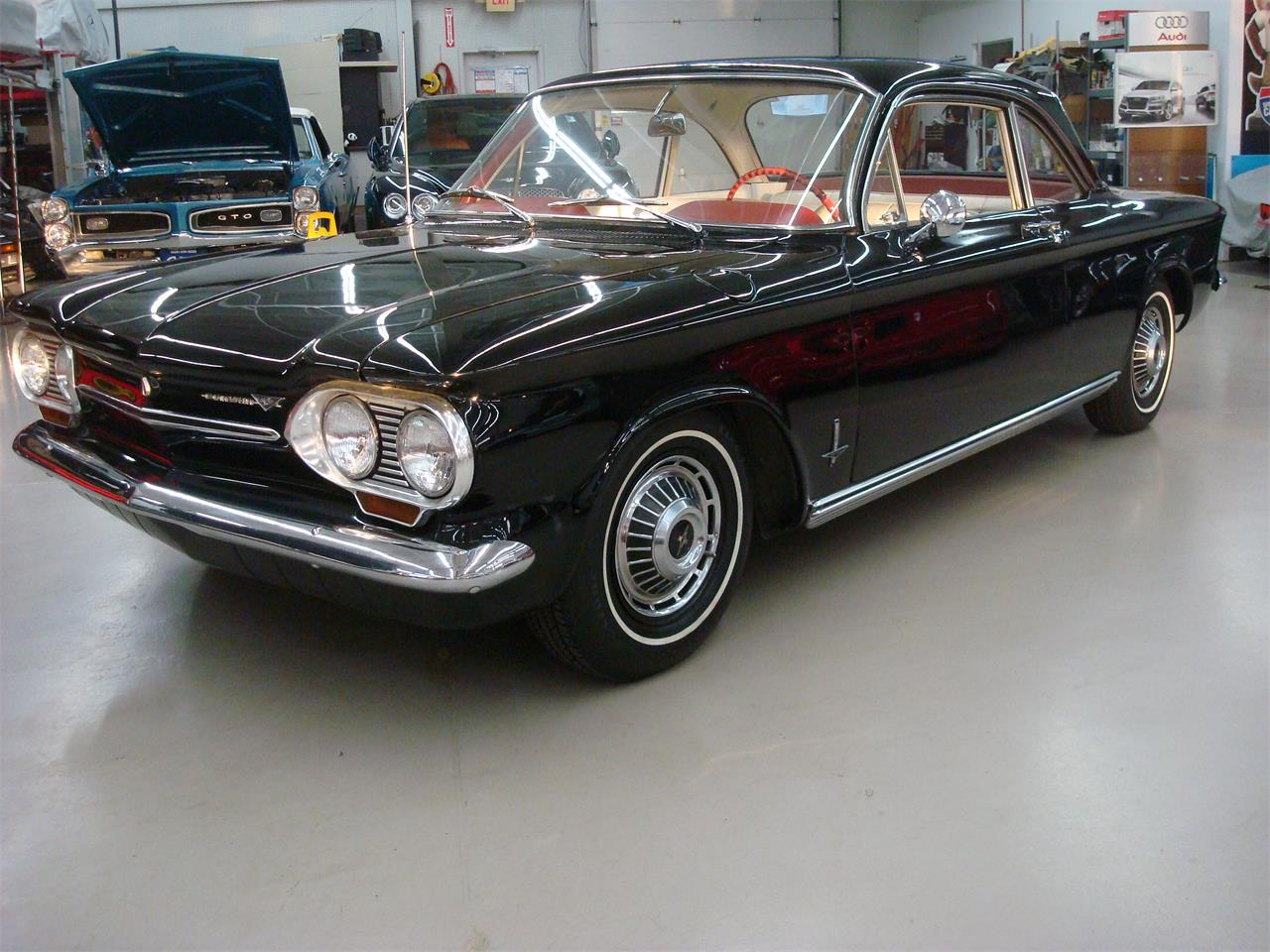 Large Picture Of 63 Corvair Monza M5hw