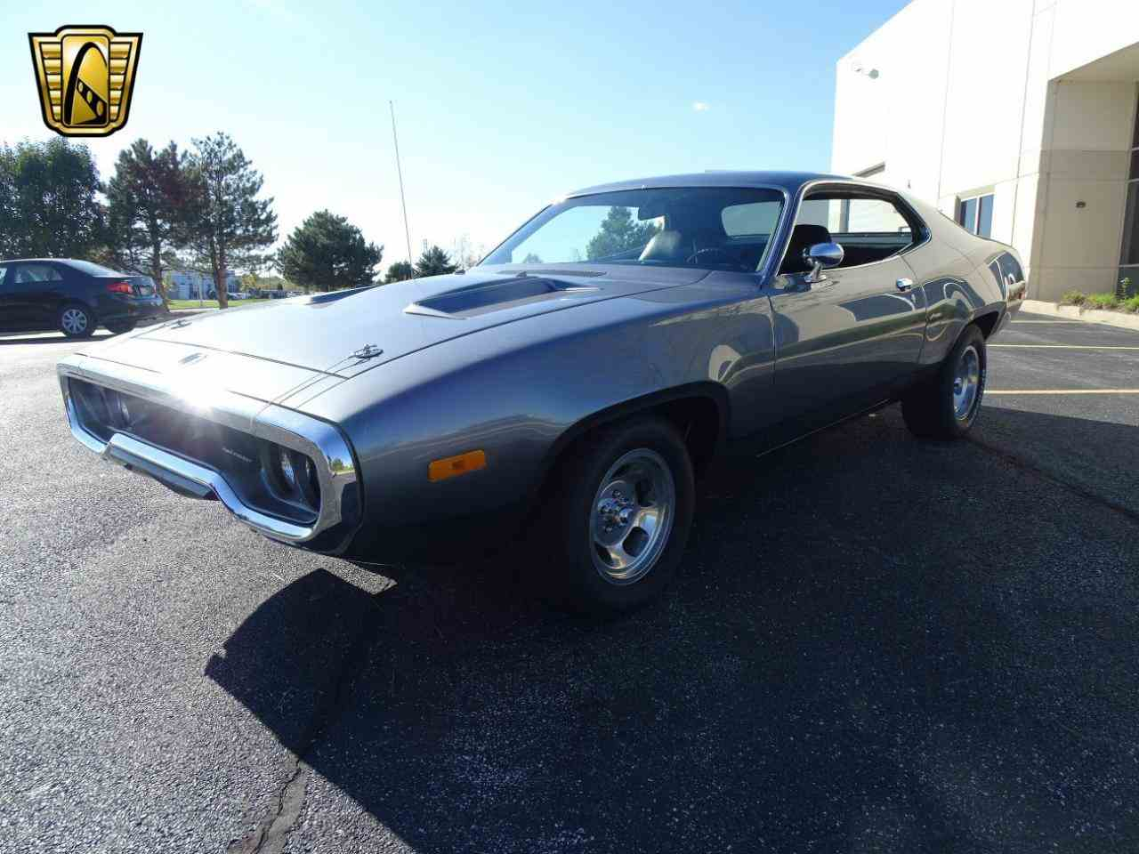 Large Picture of '72 Road Runner - M5IR