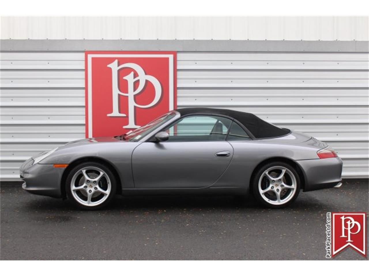 Large Picture of 2002 911 Offered by Park Place Ltd - M5J1