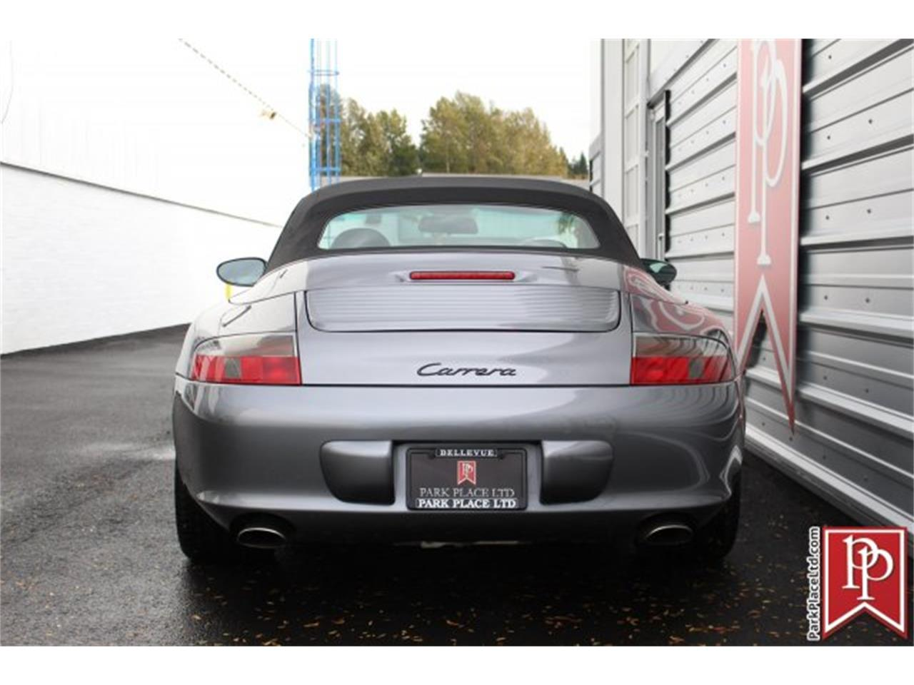 Large Picture of 2002 911 located in Bellevue Washington - $29,950.00 Offered by Park Place Ltd - M5J1