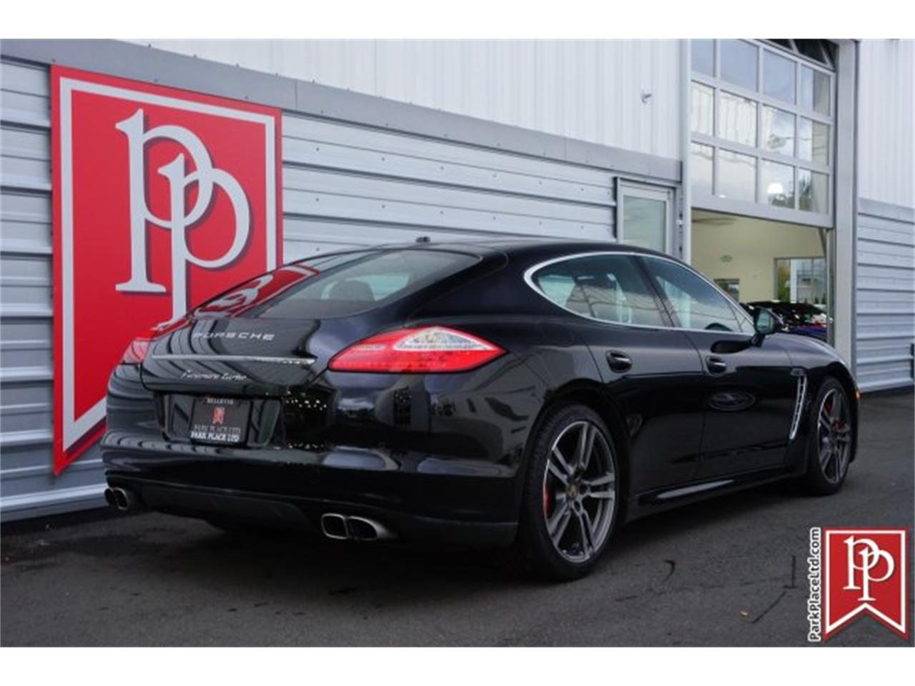 Large Picture of '12 Panamera - M5J5
