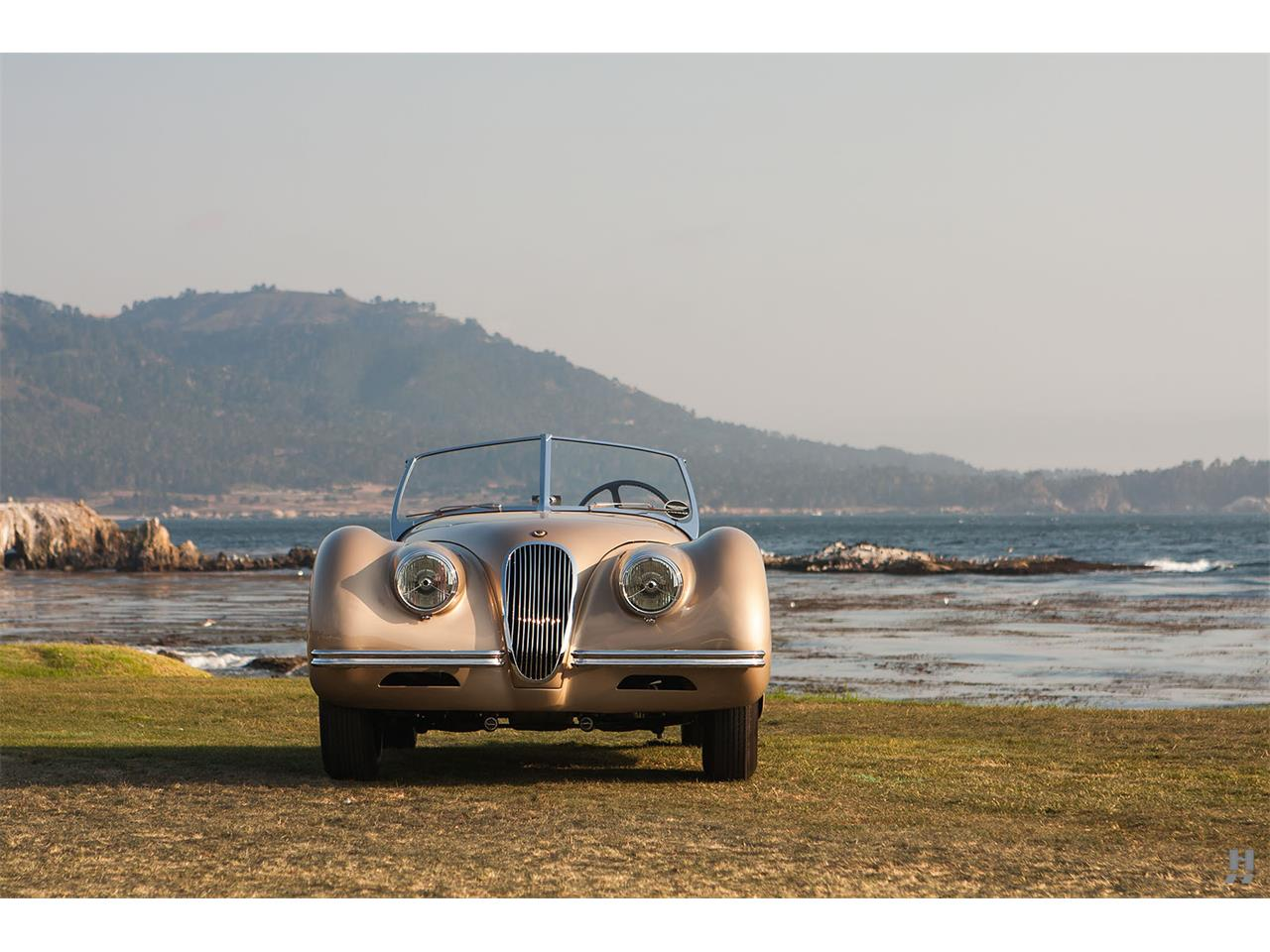 Large Picture of '52 XK120 - M5JC