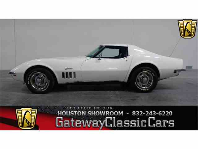 Picture of Classic '69 Corvette located in Texas - M5JL