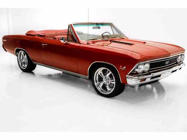 Picture of '66 Chevelle - M5KE