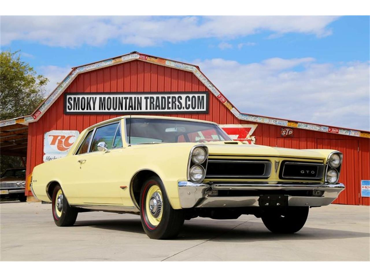 Large Picture of 1965 GTO - $51,995.00 Offered by Smoky Mountain Traders - M5KL