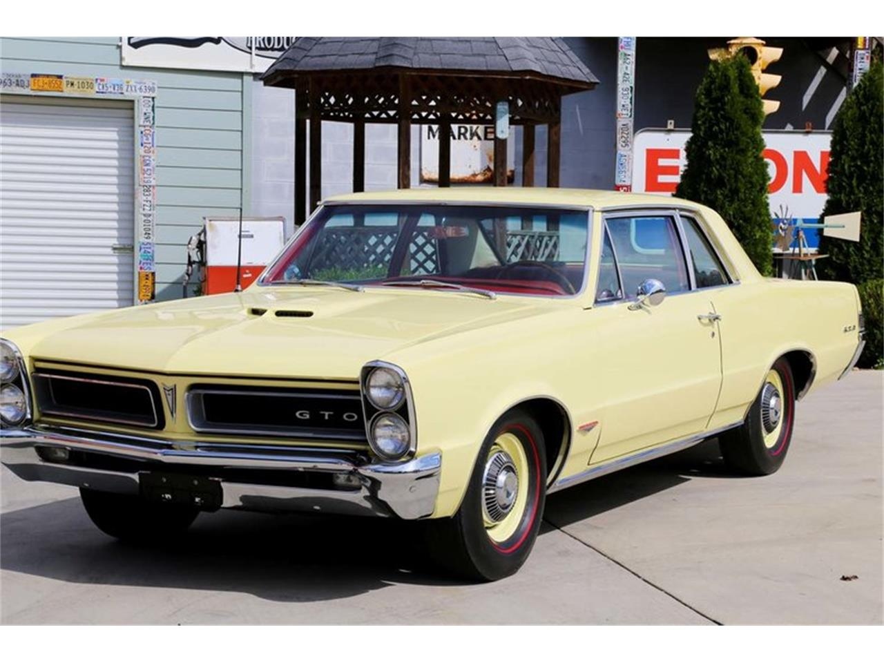 Large Picture of Classic 1965 Pontiac GTO - $51,995.00 Offered by Smoky Mountain Traders - M5KL