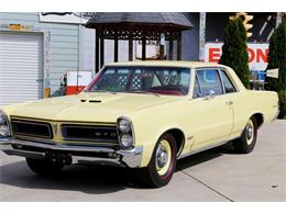 Picture of Classic 1965 Pontiac GTO - $51,995.00 Offered by Smoky Mountain Traders - M5KL