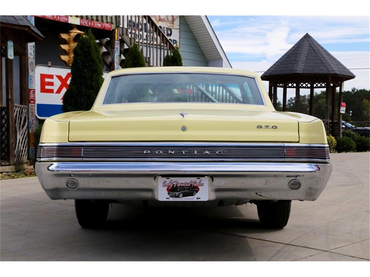 Large Picture of Classic '65 Pontiac GTO Offered by Smoky Mountain Traders - M5KL