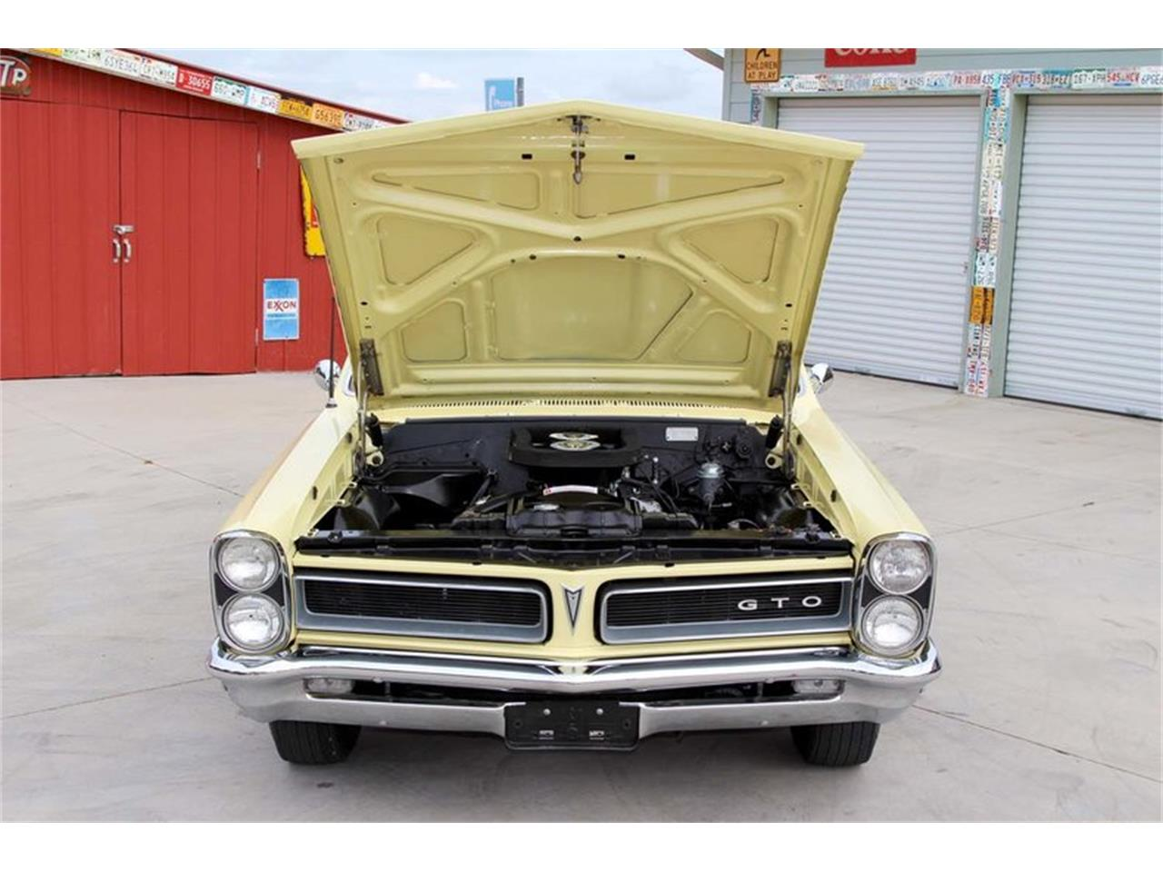Large Picture of 1965 GTO - M5KL