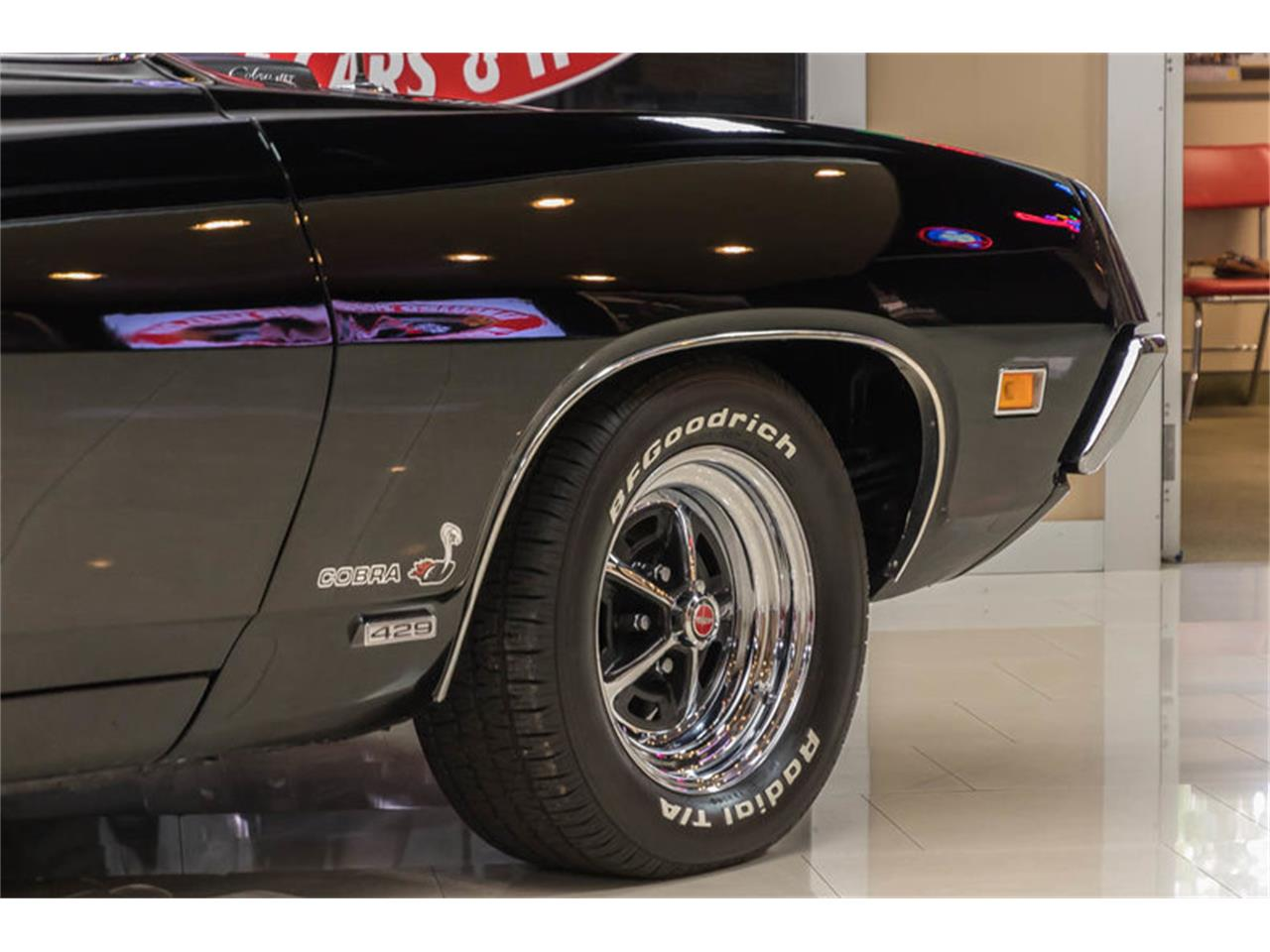 Large Picture of '70 Torino Cobra J-Code 429SCJ Drag Pack - M5KM