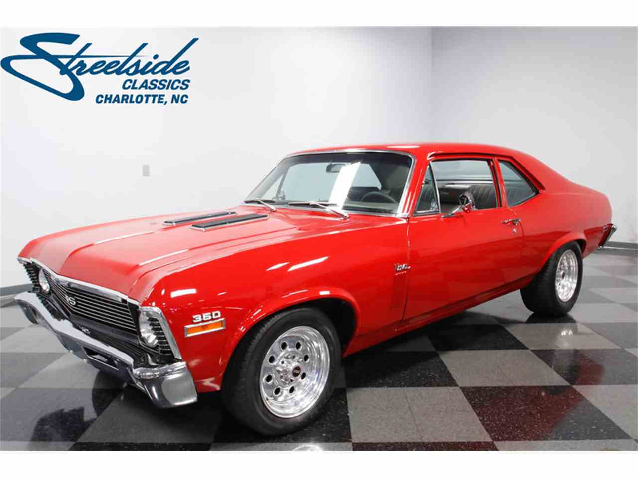 Large Picture of '70 Chevrolet Nova SS - $21,995.00 Offered by Streetside Classics - Charlotte - M5KQ