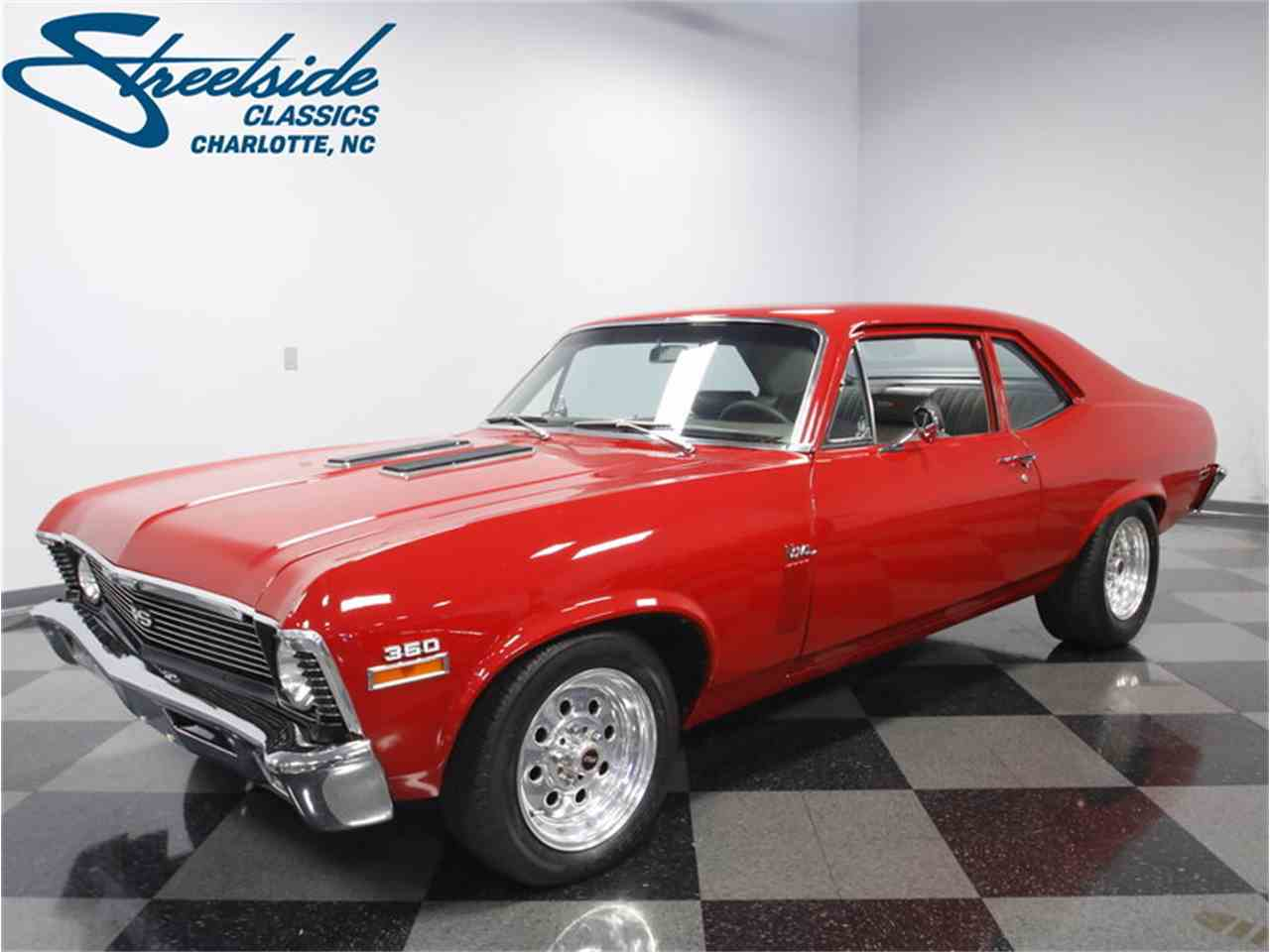 Large Picture of Classic 1970 Chevrolet Nova SS Offered by Streetside Classics - Charlotte - M5KQ
