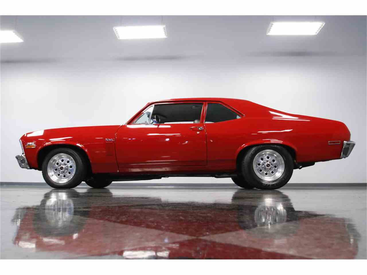Large Picture of Classic 1970 Nova SS - $21,995.00 - M5KQ