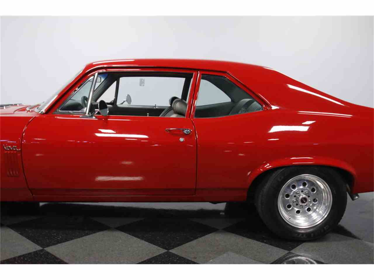 Large Picture of Classic 1970 Nova SS Offered by Streetside Classics - Charlotte - M5KQ
