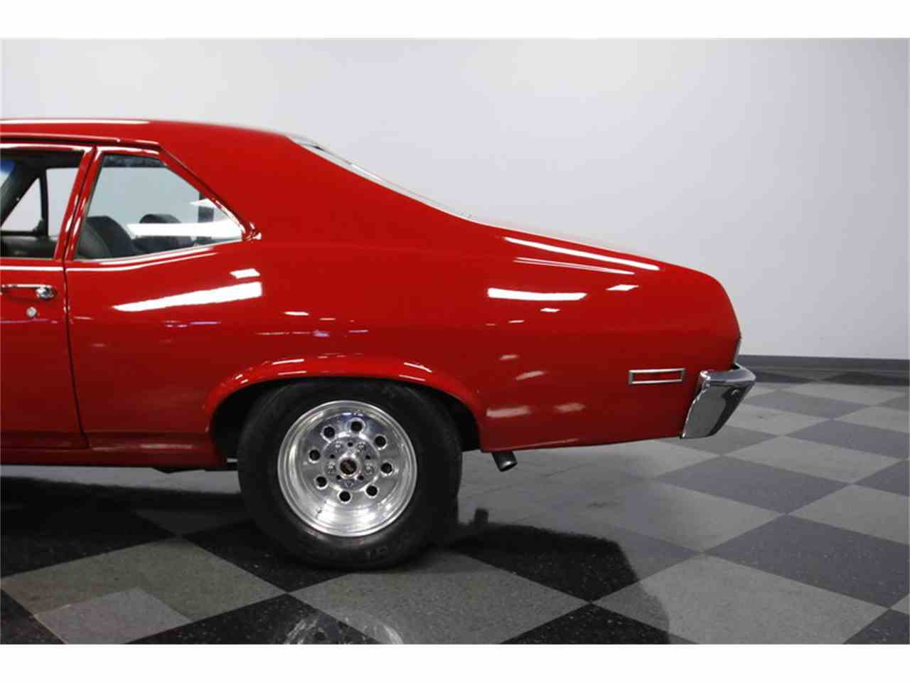 Large Picture of 1970 Chevrolet Nova SS located in Concord North Carolina - $21,995.00 Offered by Streetside Classics - Charlotte - M5KQ