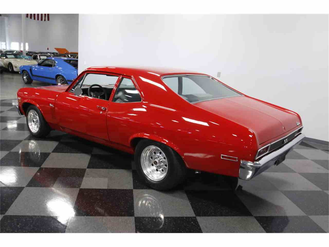 Large Picture of Classic '70 Nova SS located in Concord North Carolina Offered by Streetside Classics - Charlotte - M5KQ