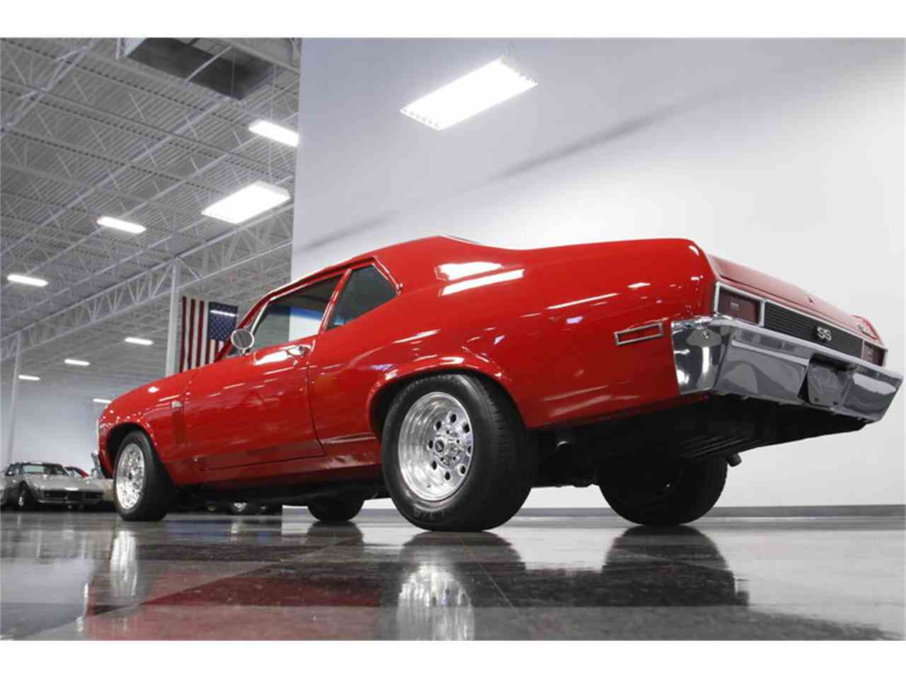 Large Picture of Classic 1970 Nova SS located in North Carolina Offered by Streetside Classics - Charlotte - M5KQ