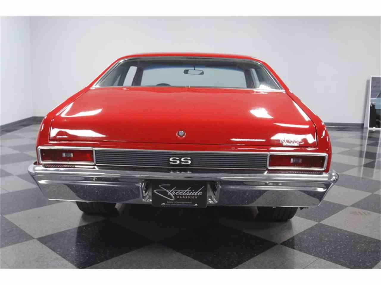 Large Picture of Classic '70 Nova SS located in Concord North Carolina - $21,995.00 - M5KQ