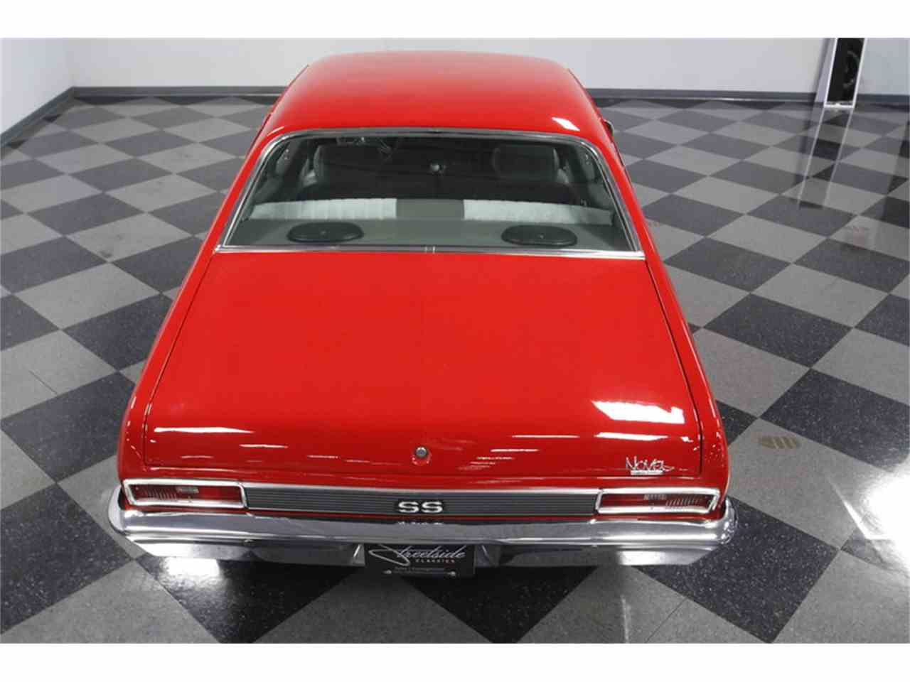 Large Picture of Classic '70 Chevrolet Nova SS located in Concord North Carolina Offered by Streetside Classics - Charlotte - M5KQ