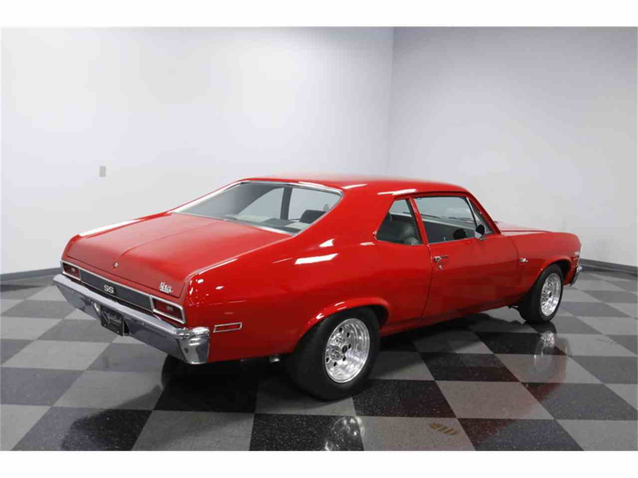 Large Picture of 1970 Chevrolet Nova SS Offered by Streetside Classics - Charlotte - M5KQ