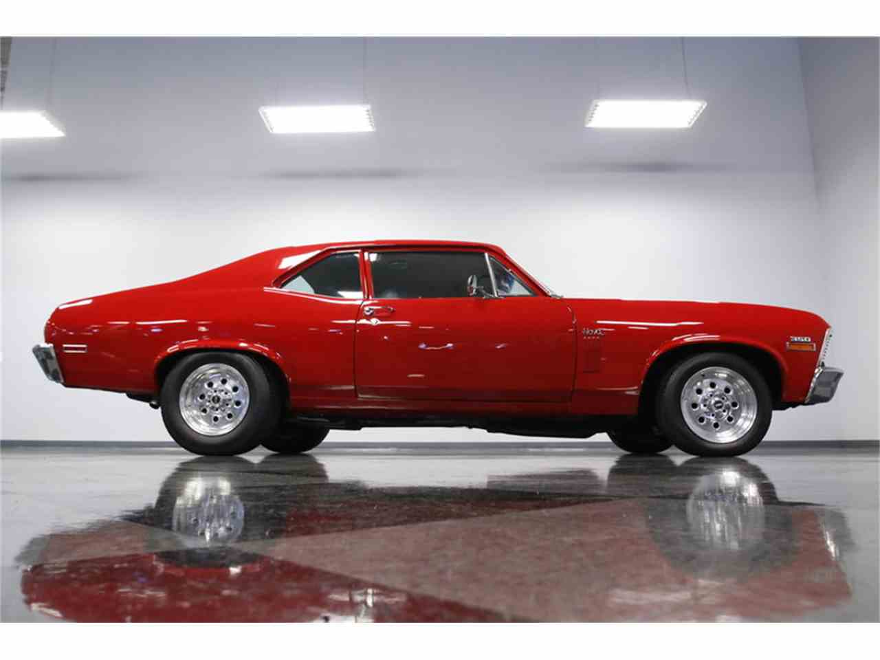 Large Picture of '70 Nova SS located in North Carolina Offered by Streetside Classics - Charlotte - M5KQ